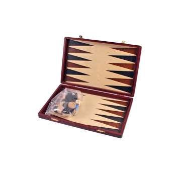 BACKGAMMON set – SMALL