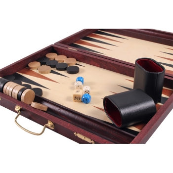 BACKGAMMON set – MEDIUM